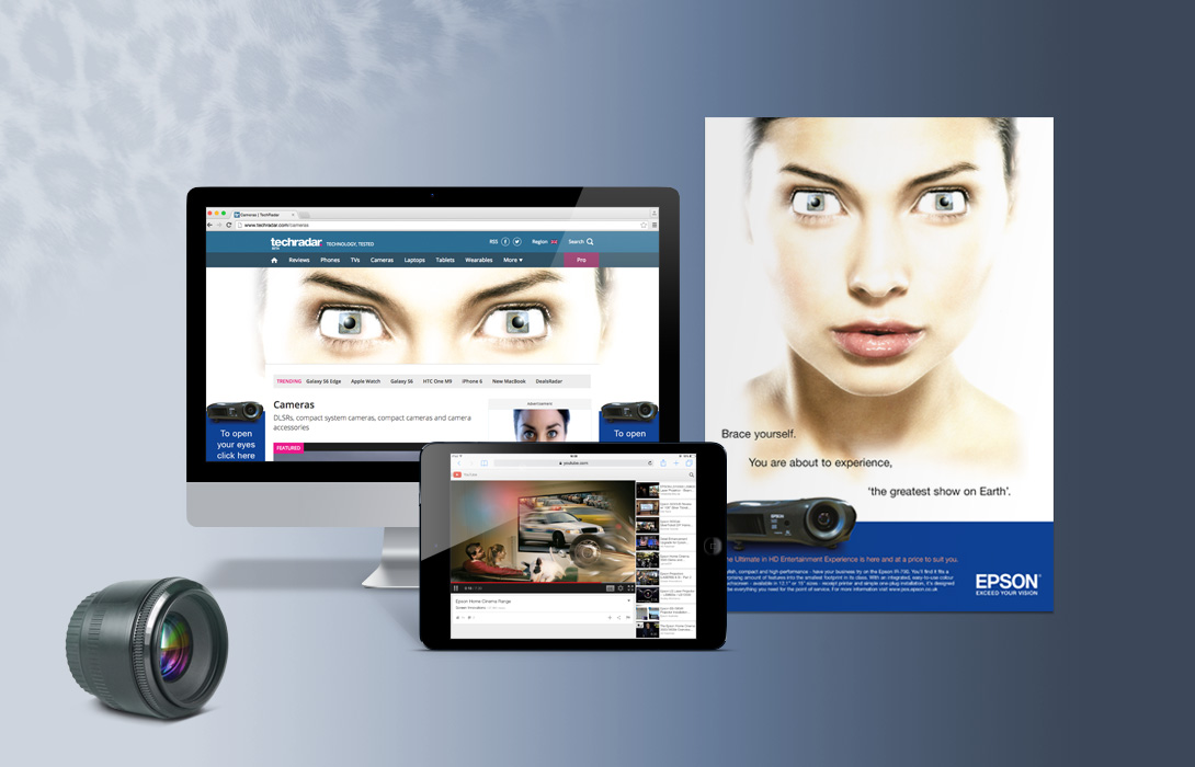 Epson campaign overview