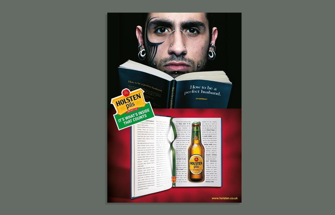 Holsten campaign ad