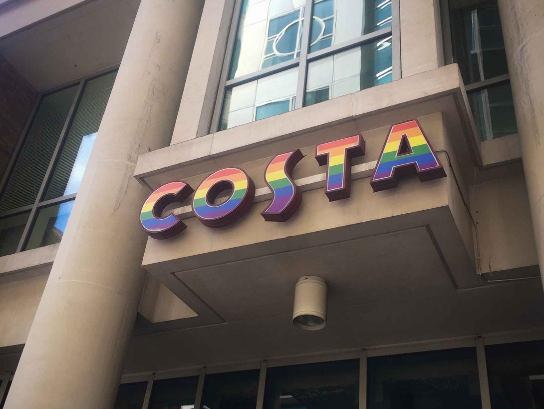 Costa LGBT support