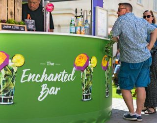 SouthGate Summer campaign enchanted Bar